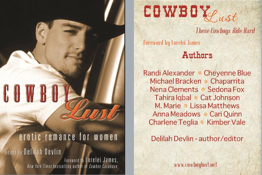 Cowboy Lust - Trading Card
