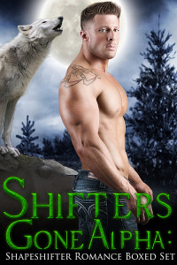 Shifters Gone Alpha-ebook